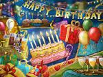 Греческие открытки с днём рождения