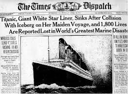 titanic essays