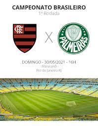 Flamengo x Palmeiras: veja onde assistir, escalações, desfalques e  arbitragem   brasileirão série a