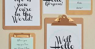 15 free wall art printables to start
