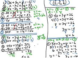 most viewed thumbnail systems of equations with 3 variables