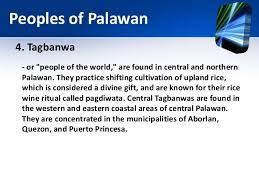 Why is music important in palawan in relation to its culture? Music Of Palawan