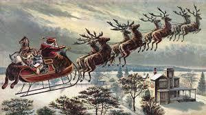 santa claus and reindeer names. Santa Reindeer Throughout Claus And Names