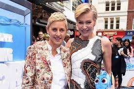 Ellen And Portia Ellen Degeneres And Portia De Rossis 345 Million Divorce This