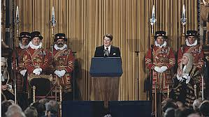ronald reagan u s presidents com reagan addresses british parliament