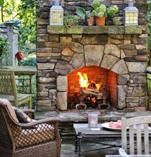 Fire Pits Outdoor Fireplaces Fireplaces. DIND401_after-firepit-chairs_s4x3