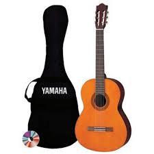 yamaha c40. image for c40 pkg acoustic nylon string classical guitar package from samash yamaha