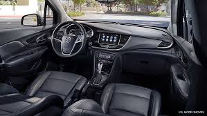 buick encore interior rear. interior of the 2018 encore compact luxury suv featuring available heated driver and front passenger seats buick rear