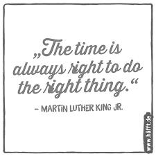 7 Große Zitate Von Martin Luther King Häfftde