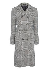 check trench coat 50 58 image tesco