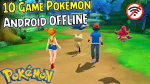 10 Game Pokemon Android Offline Terbaik 2020 - YouTube