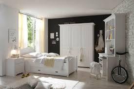 Cinderella Premium Jugendzimmer 3 Teilig Schlafzimmer In Kiefer Weiss