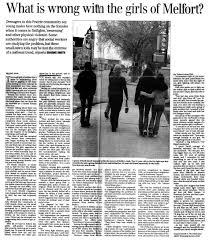 Articles teen gang violence