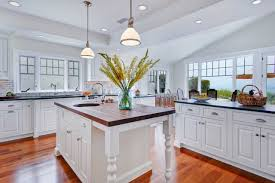 Colonial Coastal Kitchen  Traditional  Kitchen  San Diego  By Coastal Kitchen Images