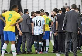 عاجل.. توقف مباراة البرازيل والأرجنتين بتصفيات كأس العالم لهذا السبب - واتس  كورة