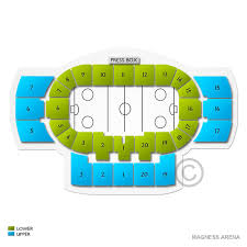 Magness Arena Seating Chart Related Keywords Suggestions