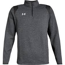 Mens Hustle Fleece 1 4 Zip Pullover Item 1310071