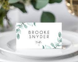 Contemporary Wedding Seating Cards Creative Modern Designs