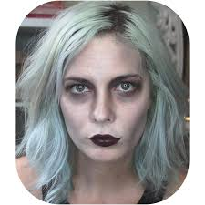 this look is living dead and is a great base for any creepy costume what to be a zombie add some dirt and wounds vire some fangs and blood