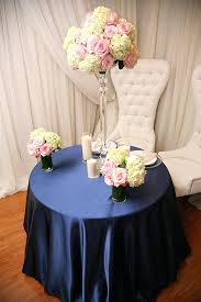 navy blue tablecloth party city 70 inch round linen