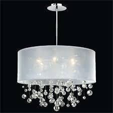 drum crystal pendant light amazing of drum chandelier with crystals silver drum pendant lighting drum crystal pendant light