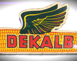 dekalb seed logo. dekalb seed company sign in the dixie chicken dekalb logo g