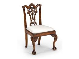 Image of: Popular Chippendale Dining Chairs
