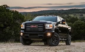 2018 gmc 2500 lifted. plain gmc 2018gmcsierra2500hddenalifrontviewblack on 2018 gmc 2500 lifted u