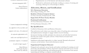 Resume Templates For Teachers Program Officer Sample Resume