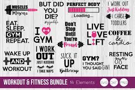 Really masl great looging imaes svgur.com. Workout Fitness Bundle Svg Dxf Png Bundle Cut Files 186982 Cut Files Design Bundles