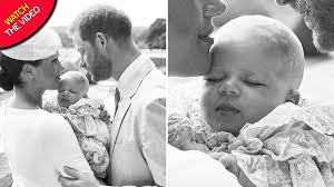 (in fact, his son, baby archie, retains the last name for now). Royal Baby Archie Has Inherited Adorable Feature From Prince Harry Mirror Online