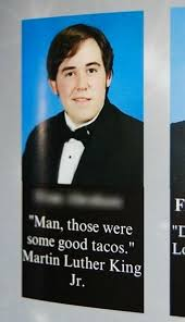 Funny Senior Quotes Interesting The 48 Funniest Yearbook Quotes Ever GALLERY WorldWideInterweb