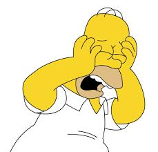 Kuvahaun tulos haulle homer simpson sad
