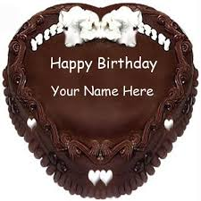 happy birthday cake images photo with