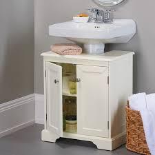bathroom storage pedestal sink best 25 diy storage under pedestal sink ideas on