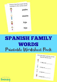 Learning Colors In Spanish Worksheets Preschool Color Download Them ...