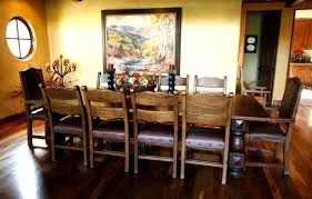 image rustic mexican furniture. Fabulous Room Rustic Modern Tables Colonial Style Furniture Winsome Mexican Dining L Image I