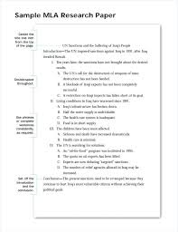 Essay In Mla Format Format Template Mla Format Essay Outline