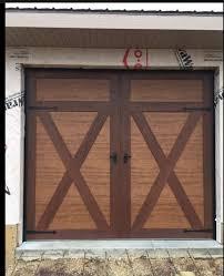 Wood Grain Garage Doors Pilotprojectorg
