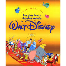 Les Plus Beaux Dessins Anim S De Walt Disney Tome 1 Livre Cin Ma