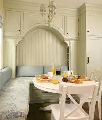 built in kitchen seating breakfast nook with built in seating and storage traditional kitchen built in