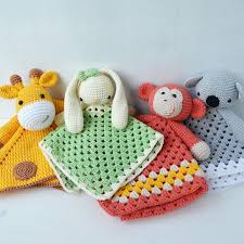 Cute Crochet Patterns Classy Monkey Lovey Pattern Security Blanket Crochet Lovey Baby Lovey