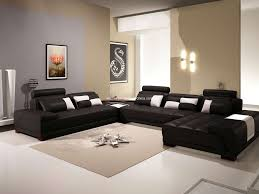 Leather Chairs Living Room White Leather Chesterfield Sectional Sofa With Chaise Lounge Using