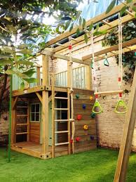 complete outdoor play set ready for laughter and joy