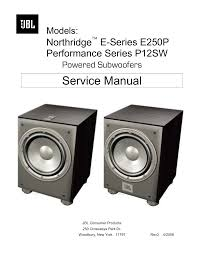 jbl northridge series. pdf for jbl speaker northridge series e 20 manual jbl