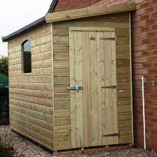 6x4 pent sheds for in ireland