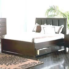 Low Wooden Bed Frame Low Platform Bed Low Bed Frames King Platform ...