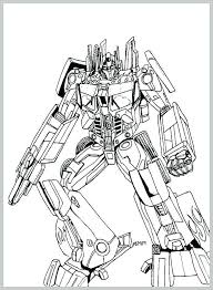 Transformer Coloring Pages Free Bumblebee Transformer Coloring Pages