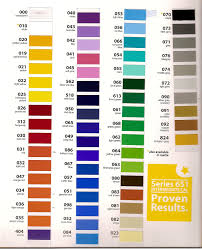 Mustang My Color Chart Coloringwall Co