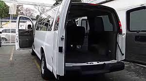 Venta de Chevrolet Express Van 2013 8 Pas Seminuevos Agencia ...